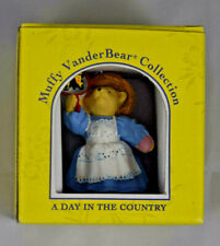 """Muffy VanderBear Collection """"A Day In The Country"""""""