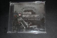 Biohazard Resident Evil Umbrella Corps Promo Soundtrack Complete Limited CD RARE
