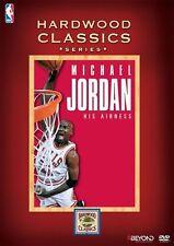 NBA: Michael Jordan - His Airness (Hardwood Classics Series) - DVD Movie - NEW