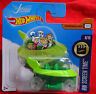 The Jetsons - Spacecart / Raumgleiter - Hot Wheels