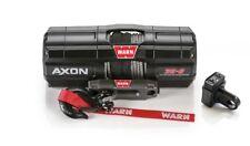 Warn AXON 35-S Powersports 3500 lb Winch 50' 3/16 Synthetic Line 101130