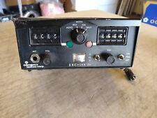 Vintage Emergency Beacon Model EBC-144 Jr. Ham Mobile CB Radio Transceiver