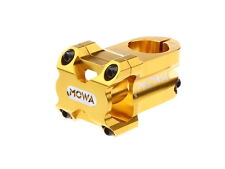 MOWA Mars Mountain MTB BMX 29er Bicycle Bike Stem 0D 31.8mm 50mm in Gold color