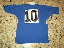 maillot porté shirt jersey worn ancien RUGBY RRC NICE N° 10 années 80-90 ? Rare