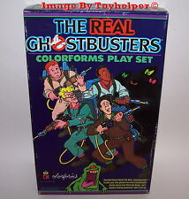 The Real Ghostbuster Colorforms Play Set Unused