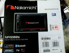 Autoradio 2din Nakamichi NA1200 CD-DVD, USB-SD