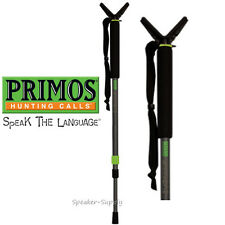 "Primos Pole Cat Tall Mono Pod Adjustable Standing Shooting Stick 26""-62"" 65481"