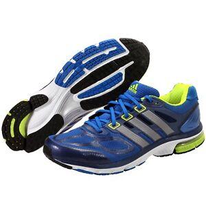 adidas Supernova Sequence 6 m Laufschuhe Runningschuhe Schuhe Herren Männer blau