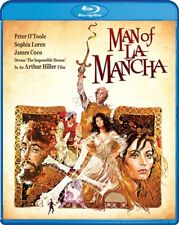 MAN OF LA MANCHA New Sealed Blu-ray Peter O'Toole Sophia Loren