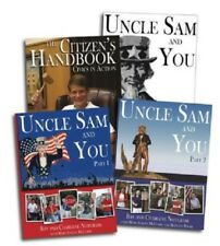 Uncle Sam and You Curriculum Package Notgrass History Civics 4 Book Set Gr 5-8