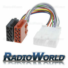 Subaru Impreza Forester Legacy Radio Wiring Harness Connector Adaptor Lead Loom