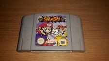 Super Smash Bros. - Nintendo 64 Juego-N64 probada y en funcionamiento-PAL