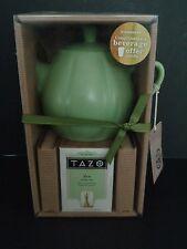 Starbucks Teapot and Tazo Green Tea Gift Set 2008 NEW