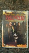 """""""I SELL THE DEAD""""   Horror/Comedy Widescreen DVD 2010  LIKE NEW"""