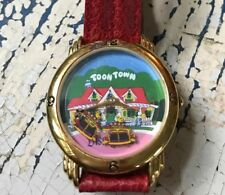 Disneyland Toon Town Limited Edition Watch Disney Watch Works New Battery