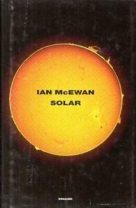 IAN McEWAN - SOLAR - 2010 EINAUDI