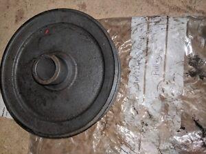 ALLETT BUFFALO 20 TWIN BELT PULLEY AM92406 / 24