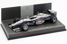 David Coulthard McLaren MP4/15 #2 Formel 1 2000 1:43 Minichamps
