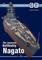 Japanese Battleship Nagato, Paperback by Mironov, Dmitry, Brand New, Free shi...