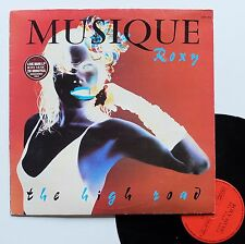 """Vinyle 33T Roxy Music   """"The high road"""""""