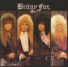 Britny Fox/Boys in Heat by Britny Fox (CD, Nov-2009, 2 Discs, Ironbird)
