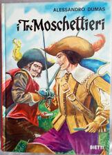 ✅ 1979 I TRE MOSCHETTIERI Alessandro Dumas edizione Bietti Collana Fantasia 41