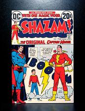 COMICS: DC: Shazam #1 (1973), 1st SA Capt Marvel/Capt Marvel Jr/Mary Marvel app