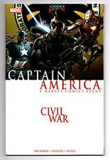 CIVIL WAR: CAPTAIN AMERICA - Marvel TPB softcover graphic novel