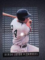 B3,391 - 1995 Fleer Major League Prospects #7 Derek Jeter Yankees