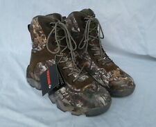 New Men's Wolverine Archer 2 Insulated Waterproof Hunting Boots Real Tree Edge