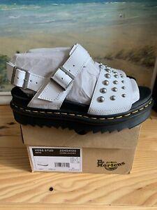 Womens Dr.martens Voss Stud Sandals Size 5