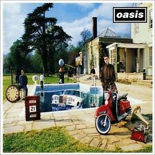 Oasis Be Here Now Creation Oz CD 1997