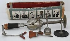 More details for vintage antique the veedee for vibratory massage machine - an usual collectible