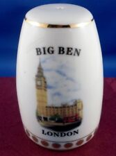English Ceramic Collection BIG BEN LONDON EYE SHAKER Boxed COLLECTABLE NU - Aust