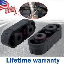 1999-2017 Silverado//Sierra 1500, 2000-2017 Yukon//Tahoe 3 Exhaust Insulators Reduces Vibration fits Compatible Chevy//GMC Hanger Check Listing Application Details