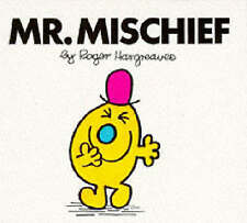 Mr.Mischief by Roger Hargreaves (Paperback, 1992)