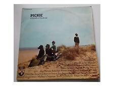 Picnic - A Breath Of Fresh Air  -2 LP Deep Purple Pink Floyd Roy Harper u.a.