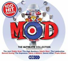 MOD THE ULTIMATE COLLECTION 5 CD SET (100 Hit Tracks)  (Released March 2nd 2020)