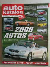 auto katalog Modelljahr 2002 Nr. 45 - Vereinigte Motor-Verlage GmbH, 332 Seiten