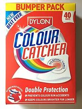 Dylon couleur catcher bumper pack de 40! as seen on tv!!! - the uk 's number one