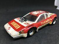 Solido 1:43 Ferrari BB Ch Pozzi Thomson Imsa 1976  #88 amélioré  réf 44