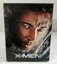 X-MEN Blu-ray STEELBOOK [FILMARENA] FULLSLIP  NEW / OOP /OOS  <#010/500>