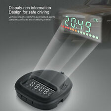 Universal Car GPS HUD Head Up Display Speed/Compass/Real Time/Over Speed Alarm