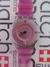 Swatch Pinkypink SFK200 2004 Spring Summer Collection Skin 34mm x 3.9mm