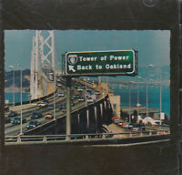 CD Back To Oakland von Tower Of Power (1996), funk, soul, jazz, funky, fusion