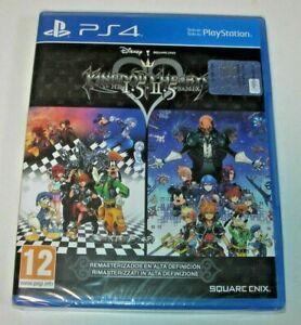 Kingdom Hearts HD 1.5 + 2.5 Remix PS4 (edición española precintado)