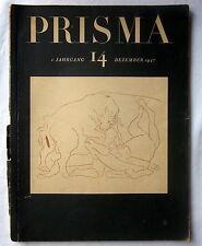 Zeitschrift (s) - PRISMA - 1. Jahrgang - Heft 14 - Dezember 1947