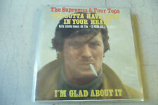 "SUPREMES/FOUR TOPS""YOU GOTTA HAVE LOVE-disco 45 giri TAMLA Italy 1971 SONDTRACK"""