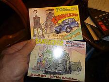 CPM Citroen Traction Sanvignes 50e Anniversaire de la Libération 1944-1994