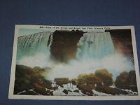 VINTAGE 1931 CAVE OF WINDS BRIDAL VEIL FALLS NIAGARA FALLS  NEW YORK   POSTCARD